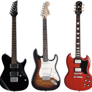 Guitarras / Bajos