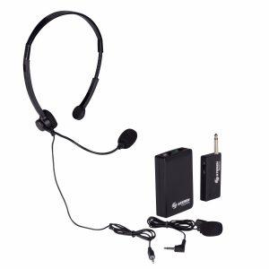 Micrófonos diadema