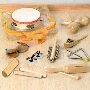 Otros instrumentos de percusión